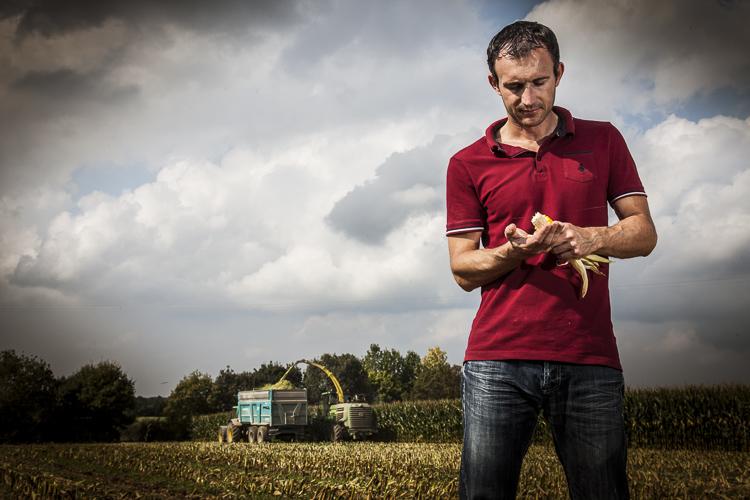 Peexio - Portrait d'agriculteur